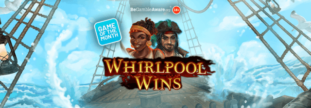Get ready to set sail across the reels of Whirlpool Wins online slots at Casino 2020!