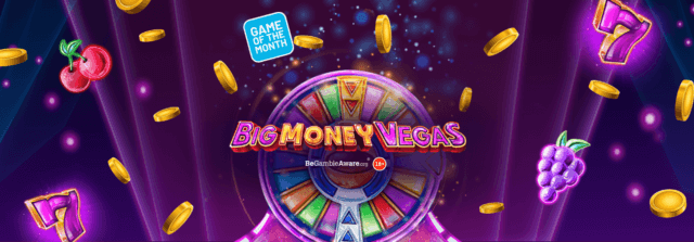 Pack your passport and experience the glitz and glamour of Big Money Vegas slots