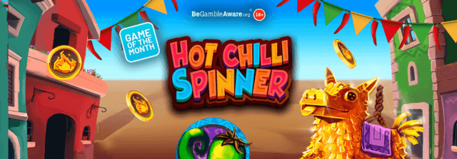 Can you handle the heat of Hot Chilli Spinner online slots?