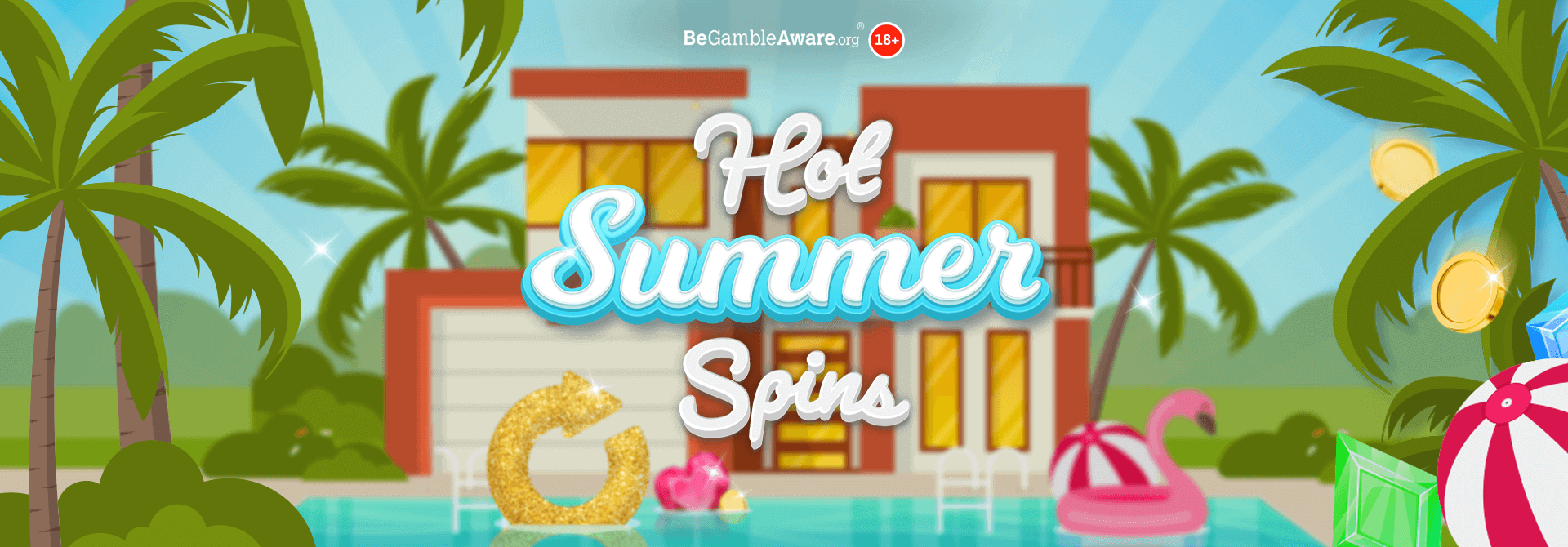 Did you manage to win and crack on with a share of up to 20,000 summer spins?